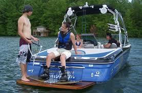 wakeboard instructeur