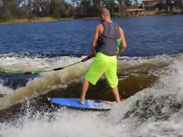 Video: Leer wakesurfen met Hyperlite