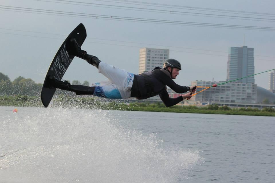 WakeboardOnline sponsort Pascal Ketelaars ...