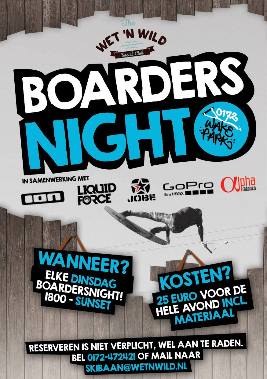 Boarders Night 0172 Wake park