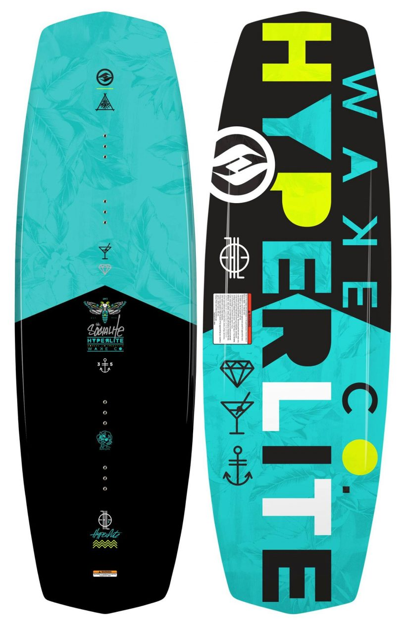 2015 Hyperlite The Socialite Wakeboard