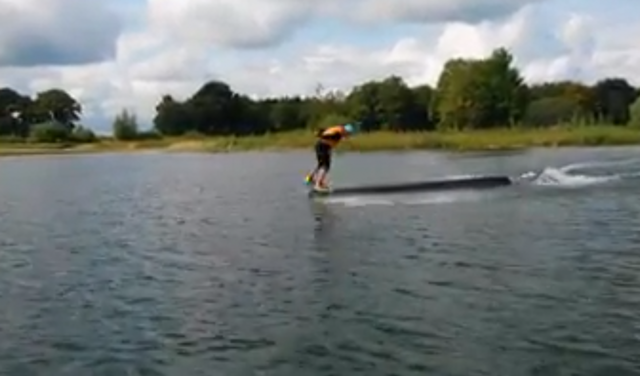 obstakel waterski zeumeren