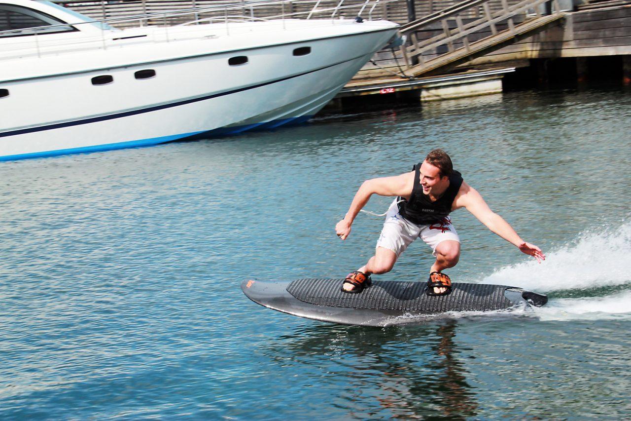 elektrisch wakeboard