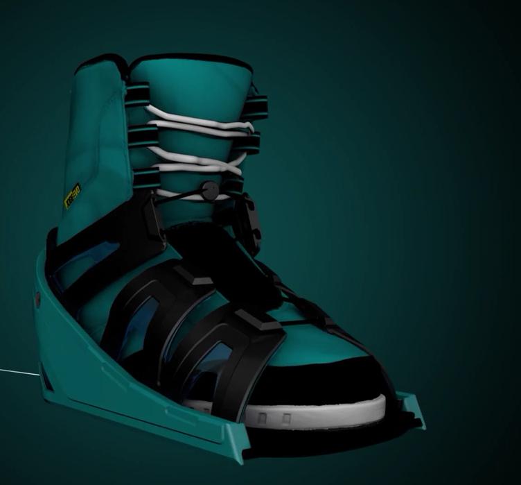 Jobe EVO onthuld: customizable boot en binding