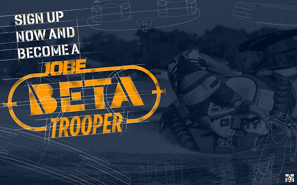 Word Jobe Trooper en test nieuwe producten!