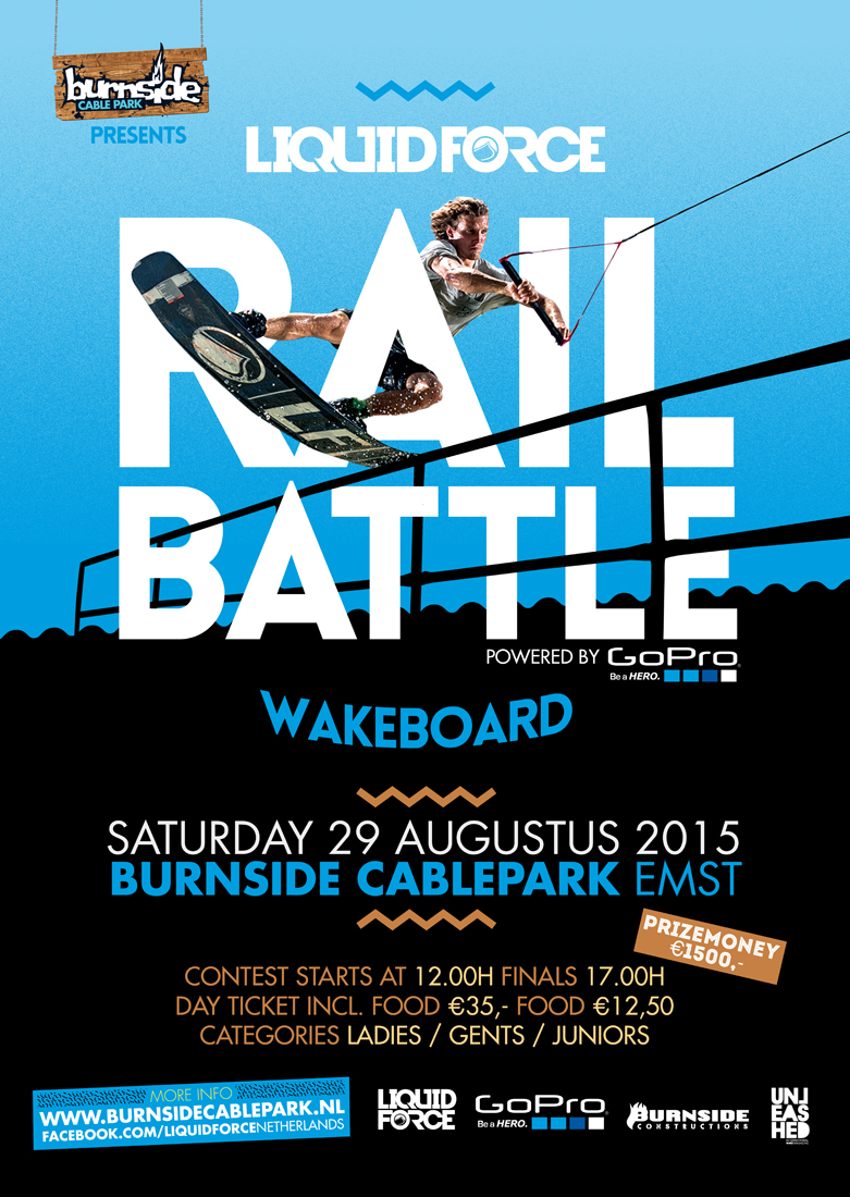 LF railbattle powered by GoPro 2015 flyer