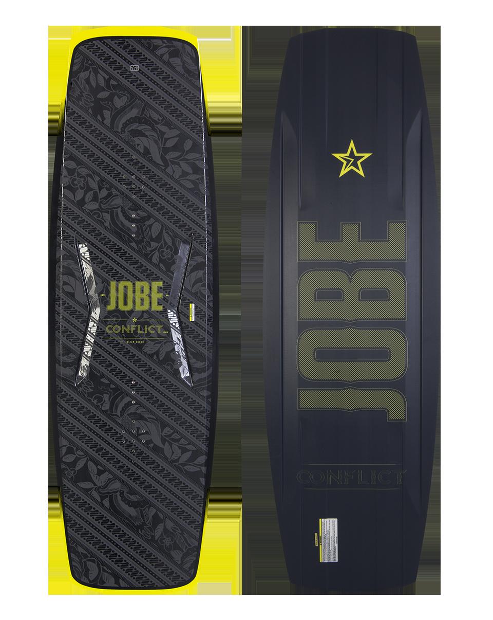 Gebruikersreview Jobe Conflict 2016 wakeboard