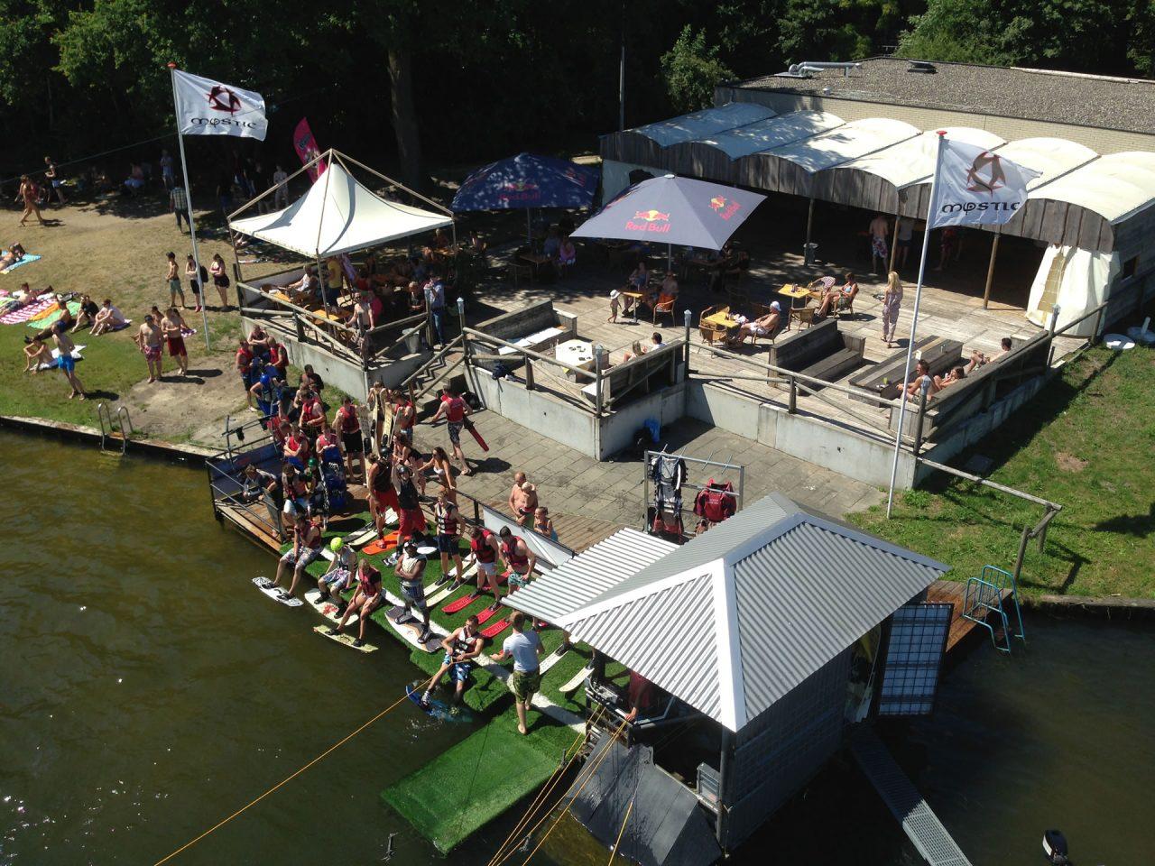 NK Cablewakeboard 2017 bij Waterski Twente