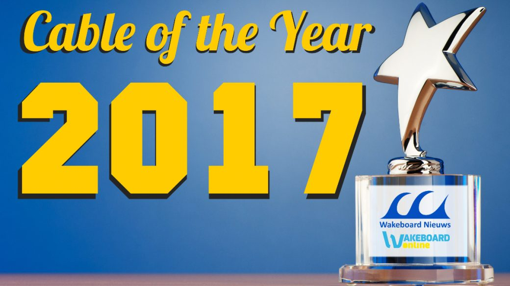Cable of the Year 2017 award