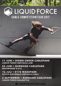 Liquid Force Cable Competition Tour 2017
