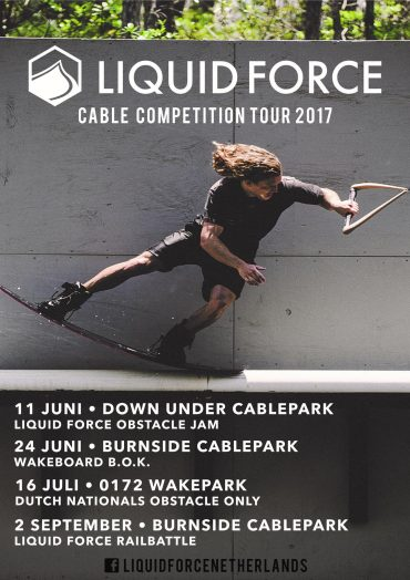 Liquid Force Cable Competition Tour 2017