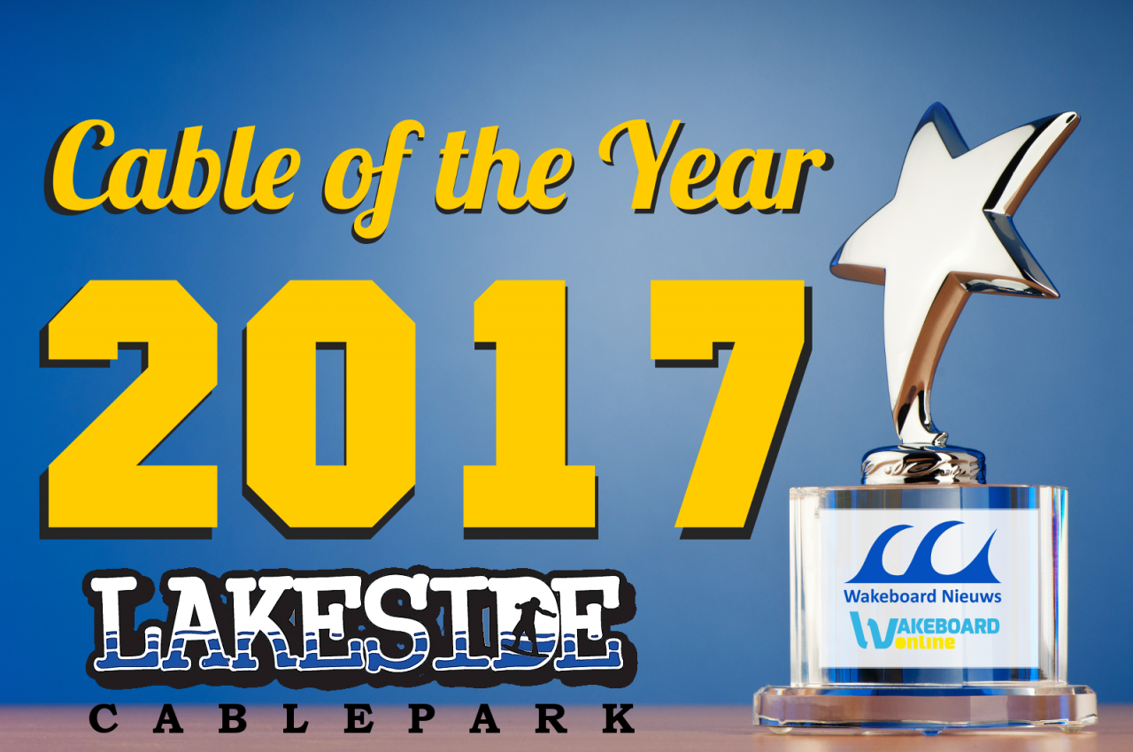 Lakeside Zwolle wint Cable of the Year 2017 verkiezing!