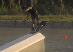 Hungary wakeboard