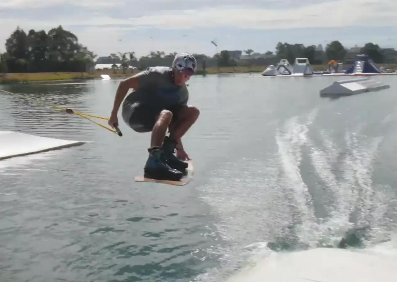 De wakeboard videodump 10 november 2017