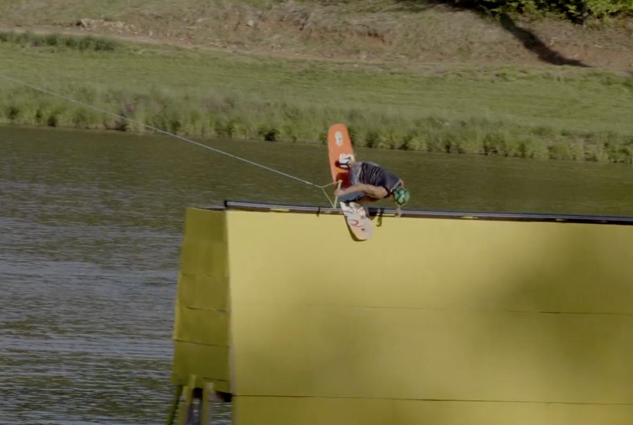 De wakeboard videodump 1 december 2017