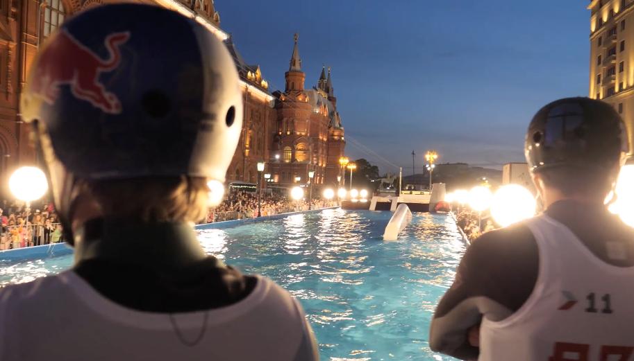 De wakeboard videodump 8 december 2017