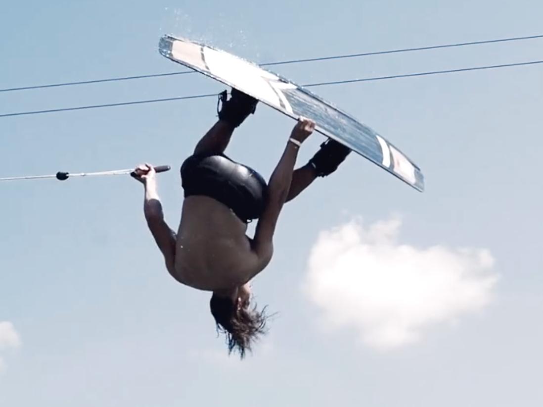 De wakeboard videodump 29 december 2017