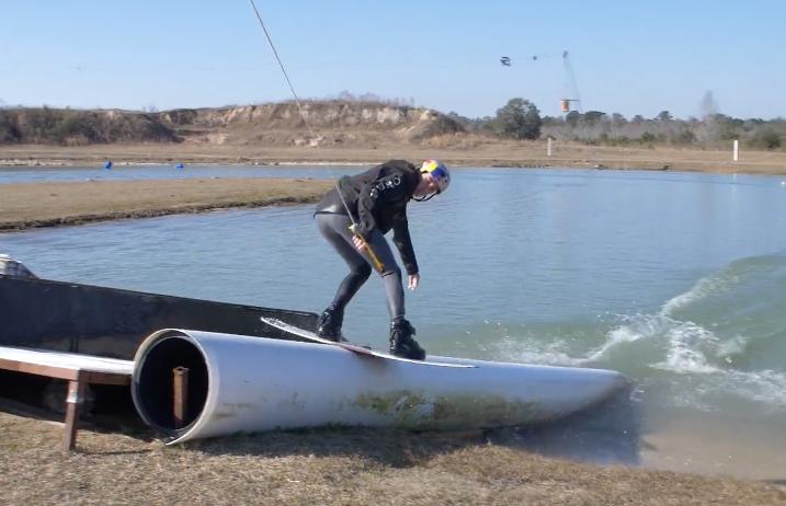 De wakeboardvideo dump 16 maart 2018