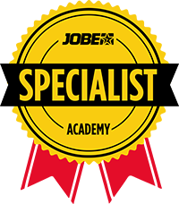 WakeboardOnline eerste 'Jobe Specialist' ter wereld