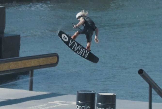 De wakeboardvideo dump 1 juni 2018