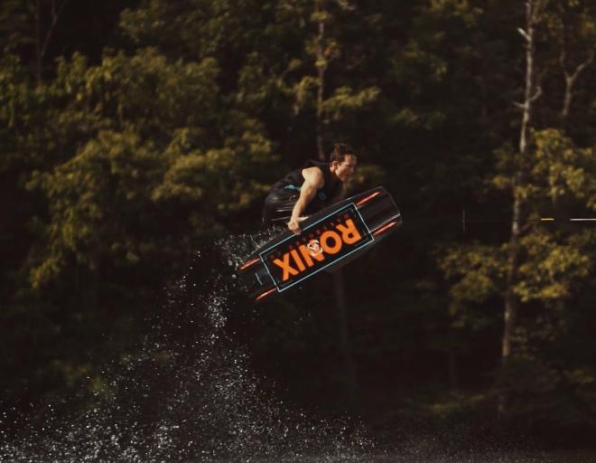 De wakeboardvideo dump 3 augustus 2018
