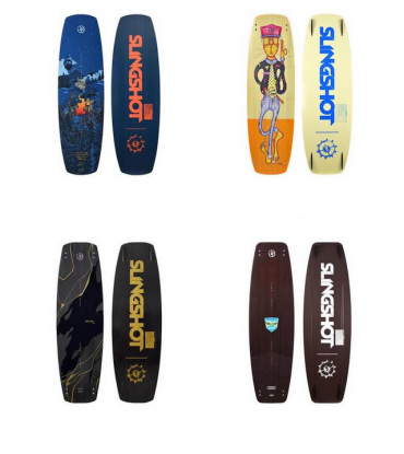 2019 Slingshot Wakeboards