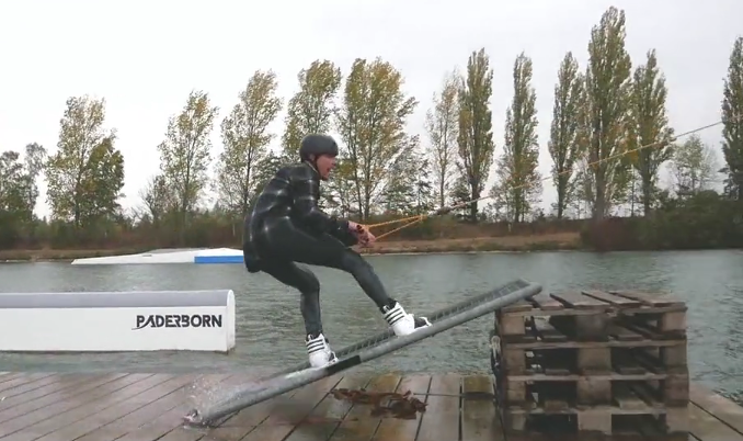 De wakeboardvideo dump 16 november 2018