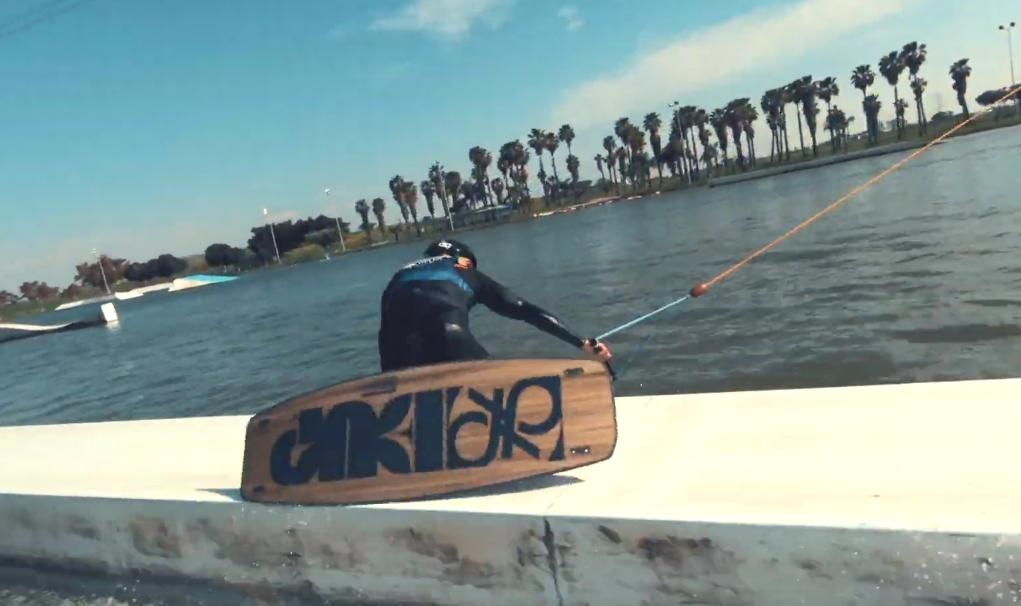 De wakeboardvideo dump 10 mei 2019