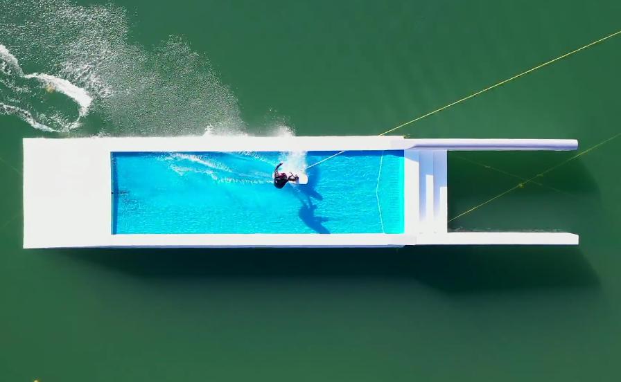 De wakeboardvideo dump 17 mei 2019