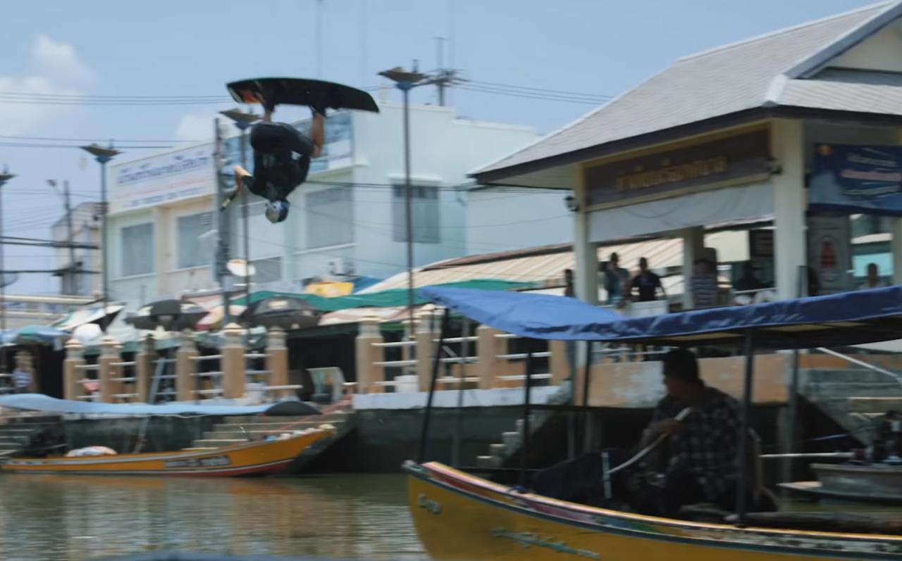De wakeboardvideo dump 5 juli 2019