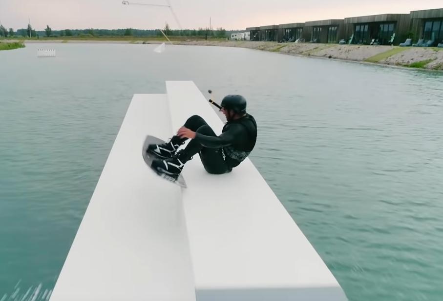 De wakeboardvideo dump 19 juli 2019