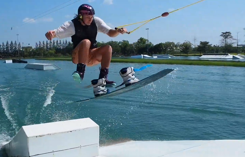 De wakeboardvideo dump 22 november 2019