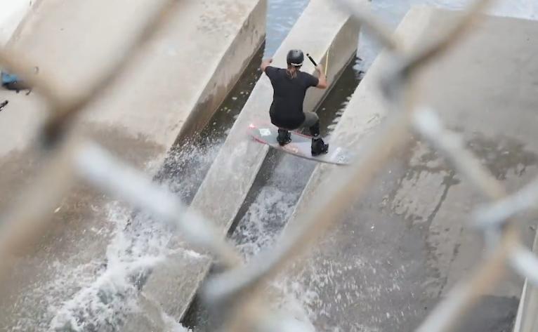 De wakeboardvideo dump 27 maart 2020