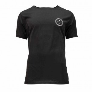 2018 Brunotti Develop Quick Dry Shirt S/S Men Technical Shirt Black