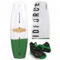 Wakeboardset boat high-end