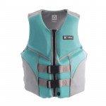 2021 Follow Cure Ladies 50N Life Vest - Teal