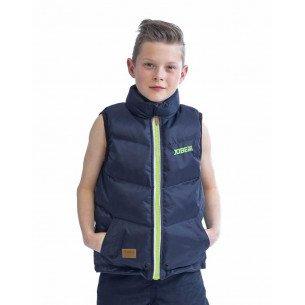 2020 Jobe 50 Newton Bodywarmer Kids Midnight Blue