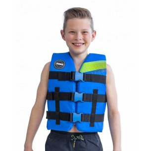 2020 Jobe Nylon Life Vest Kids Blue