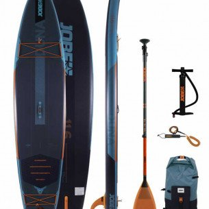 2021 Jobe Duna 11.6 Inflatable Paddle Board Package
