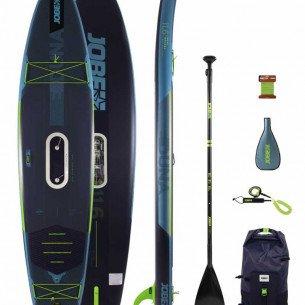 2021 Jobe E-Duna 11.6 Inflatable Paddle Board Package + E-duna Drive