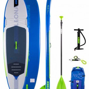 2021 Jobe Leona 10.6 Inflatable Paddle Board Package