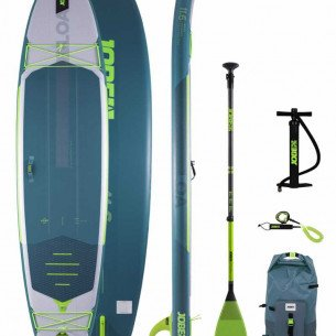 2021 Jobe Loa 11.6 Inflatable Paddle Board Package