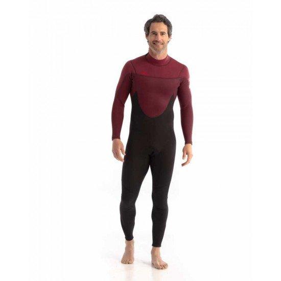 2021 Jobe Perth 3/2mm Wetsuit Men Red
