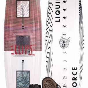2020 Liquid Force Eclipse Wakeboard with Tao Boots