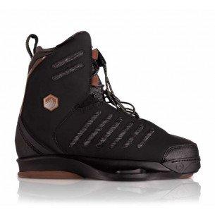 2022 Liquid Force Tao 6X Black Wakeboard Boots