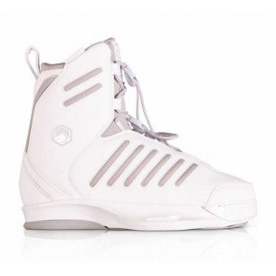 2022 Liquid Force Tao 6X White Wakeboard Boots