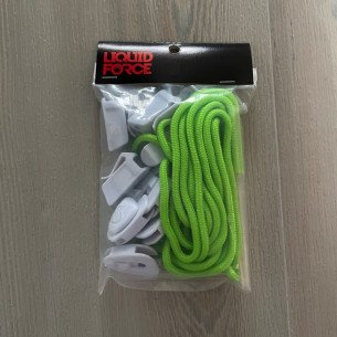 Liquid Force Lace Replacement Kit Green