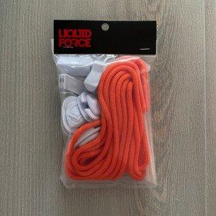 Liquid Force Lace Replacement Kit Orange