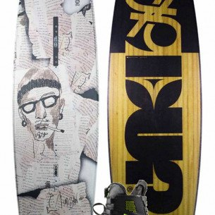 2020 DUP SDR Wakeboard with Jobe Unit Boots