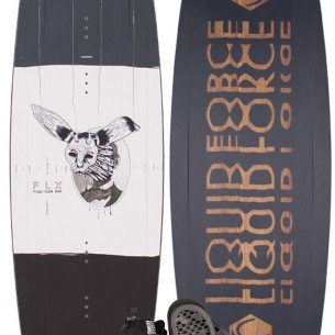 2021 Liquid Force FLX Wakeboard with Classic Boots